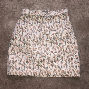 Skirts - Song of Style Floral Callie Lilly Pearl Skirt